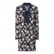Tommy Hilfiger Kleid mit Schluppe und Blumenmuster