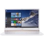 Laptop Ultrabook Acer Swift SF514-51 cu procesor Intel® Core™ i7-7500U 2.70 GHz, Kaby Lake, 14'' Full HD, IPS, 8GB, 256GB SSD, Intel® HD Graphics 620, Microsoft Windows 10 Home, White