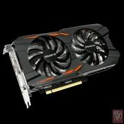 Gigabyte GV-N105TWF2OC-4GD, GeForce GTX 1050 Ti, 4GB/128bit GDDR5, DVI/3xHDMI/DP, WINDFORCE 2X Cooling