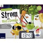 Franzis Verlag Experimentální box Franzis Verlag Der kleine Hacker: Strom aus Obst & Gemüse 65252