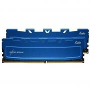 Memorie EXCELERAM Blue Kudos 16GB (2x8GB) DDR4 2400MHz CL17 Dual Channel Kit