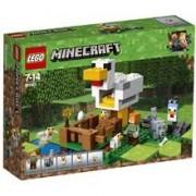 LEGO 21140 LEGO Minecraft Hönshuset