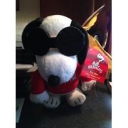 Peanuts Snoopy Joe Cool Valentine Dancer Plays Hound Dog
