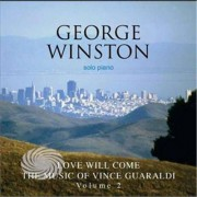 Video Delta Winston,George - Love Will Come - CD