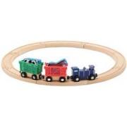 Wmu Farm Animal Train Set