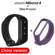 mi Band 4 pulsera inteligente Frecuencia Cardíaca Monitorización del sueño pantalla de Color calorí