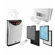 Purificator Filtrare Aer cu Functie de Ionizare si Afisaj LCD pentru Camera 45mp 4 Filtre Telecomanda Eficienta 220 mch