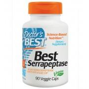 Best Serrapeptase (90 Veggie Caps) - Doctor's Best