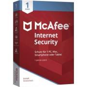 McAfee Internet Security 2020 Versión completa 1 Año 1 Dispositivo