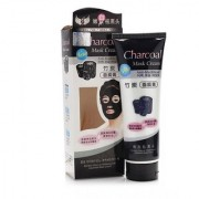 ClubComfort Bamboo Activated Charcoal Anti-Blackhead Acne Deep Cleansing Suction Mask
