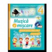 Muzica si miscare. Manual pentru clasa a IV-a sem I+sem II