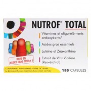 THEA - NUTROF TOTAL 180 Capsules