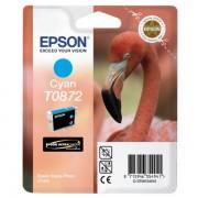 Epson Originale Stylus Photo R 1900 Cartuccia stampante (T0872 / C 13 T 08724010) ciano, 650 pagine, 1.74 cent per pagina, Contenuto: 11 ml