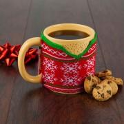Коледна Чаша с Пуловер