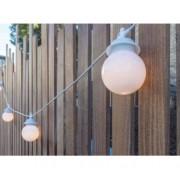 Snoerlicht Cherry 4 Lampjes | 3W | Warm Wit Licht | Lengte: 7,5m