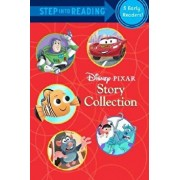 Disney/Pixar Story Collection: Step 1 and Step 2 Books: A Collection of Five Early Readers, Paperback/RhDisney