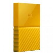 """HDD External 2.5"""" My Passport 3TB Yellow"""