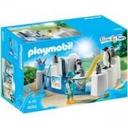 Комплект Плеймобил 9062 - Басейн с пингвини, Playmobil, 2900251
