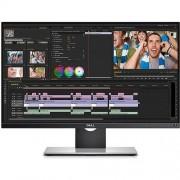 Monitor LED UltraSharp UP2516D, 25'' QHD, 6ms, Negru/Argintiu