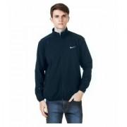 Nike Navi Polyester Lycra Jacket