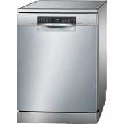 Bosch SMS68TI00Z - SuperSilence 60 cm13 Place dishwasher Serie | 6 silver Inox