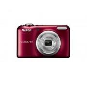 Nikon Camara nikon a10 roja 16mgp ccd/5x/ pilas/funda