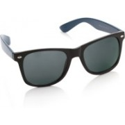 Flying Machine Wayfarer Sunglasses(Grey)
