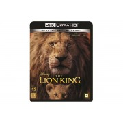 Blu-Ray Lejonkungen 4K UHD (2019) 4K Blu-ray