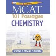 Examkrackers MCAT 101 Passages: Chemistry: General & Organic Chemistry, Paperback