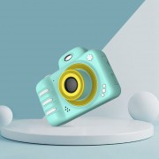 2.4 pulgadas 1800W píxeles cámara digital de doble lente