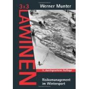 Werner Munter - 3x3 Lawinen: Risikomanagement im Wintersport - Preis vom 11.08.2020 04:46:55 h