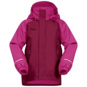 Bergans Storm Insulated Kids Jacket Rosa