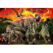 Puzzle Clementoni - Jurassic World, 250 piese (65241)