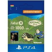 Fallout 76: 1000 (+100 Bonus) Atoms - PS4 HU Digital