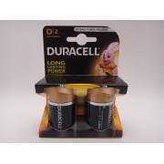 Duracell LR20 D 1.5V MN1300 duralock baterii alcaline blister 2