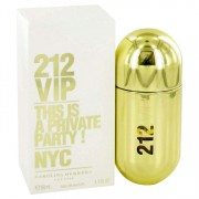 212 Vip Eau De Parfum Spray By Carolina Herrera 1.7 oz Eau De Parfum Spray