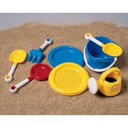 Bucket and Scoop for Sand Play