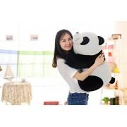 SHAH Brothers Enterprises Toy Giant Plush Kids Animal Panda Teddy Bear/Gift Birthday Toy 60Cm(X-Large, Black/White)