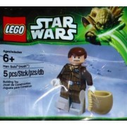 Lego Star Wars Han Solo Hoth Promo 2013 Exclusive Minifigure