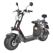HECHT COCIS BLACK SKUTER E-SKUTER MOTOR ELEKTRYCZNY AKUMULATOROWY MOTOCROSS MOTOREK MOTOCYKL - OFICJALNY DYSTRYBUTOR - AUTORYZOWANY DEALER HECHT
