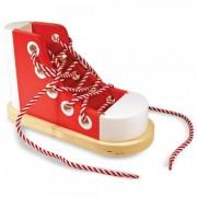 Pantof Cum sa legam sireturile Mellisa Doug