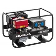 HONDA Agregat prądotwórczy EC 5000 Raty 10 x 0% | Dostawa 0 zł | Dostępny 24H | Gwarancja 5 lat | Olej 10w-30 gratis | tel. 22 266 04 50 (Wa-wa)