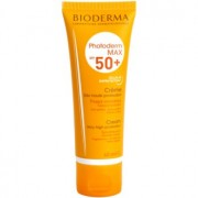Bioderma Photoderm Max crema solar para pieles intolerantes SPF 50+ 40 ml