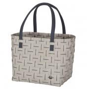 Handed By Shopper Elegance pale grey
