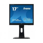 "IIYAMA ProLite B1780SD-1 - Monitor LED - 17"" - 1280 x 1024 - TN - 250 cd/m² - 1000:1 - 5 ms - DVI-D, VGA - altifalantes - preto"