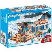 Playmobil - Family Fun - Skihut 9280