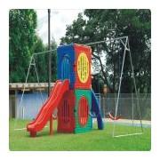 Playground Square Tower Play - Jundplay