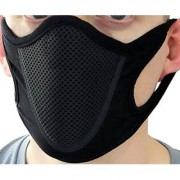 Pack of 2 Anti Pollution Smart Smog Mask Air Protector Prevent Pollutents from Leaking Into Mask Protection