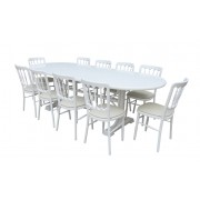 Set masa Sophia cu scaune Mills