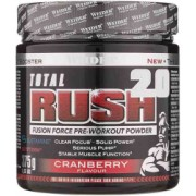 Total Rush 2.0 Pre-Workout Weider 375g